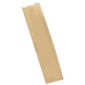 Sacchetto di Carta Kraft 9+5x32cm (250 Pezzi)
