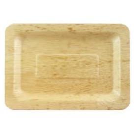 Vassoio di Bambu 20x14x1cm (100 Pezzi)