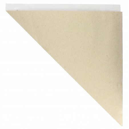 Cono di Carta Marrone 420mm 600g (200 Pezzi)