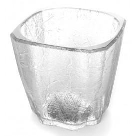 """Bicchiere Riutilizzabile SAN Shot """"Cube"""" 40ml (6 Pezzi)"""