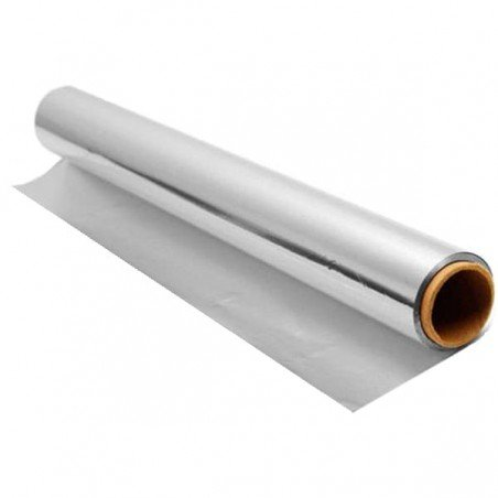Bobine Alluminio 30 cm X 50 metri 11 micras (40 Pezzi)