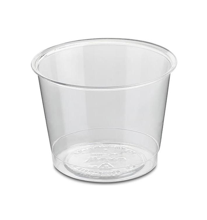 Bicchiere Plastica da Vino PS Glas 150ml (50 Uds)