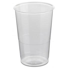 Bicchiere Plastica Imbustate PS Glas 250ml (50 Uds)