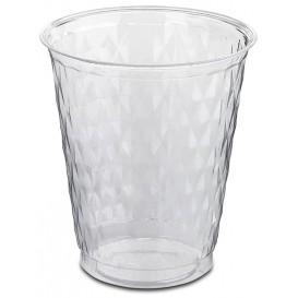 "Bicchiere Plastica ""Ruby"" PS Glas 250ml (50 Uds)"