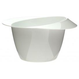 """Cappello Degustazione """"York"""" Bianco PS 60ml (24 Pezzi)"""