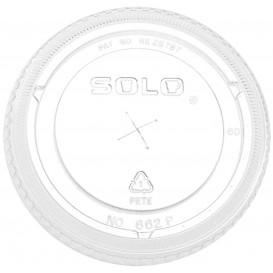 Coperchio Piatto Croce PET Glas Ø9,2cm (100 Pezzi)