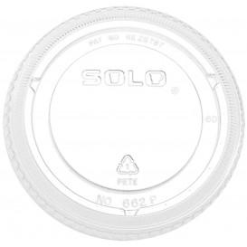 Coperchio Piatto Chiuso PET Glas Ø8,3cm (100 Pezzi)