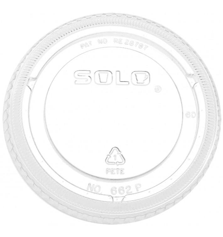 Coperchio Piatto Chiuso PET Glas Ø9,8cm (1000 Pezzi)