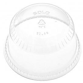 Coperchio Cupola Chiuso PET Glas Ø9,2cm (50 Pezzi)