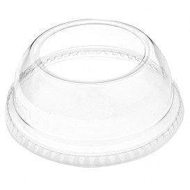 Coperchio Cupola Aperto PET Glas Ø9,2cm (1000 Pezzi)