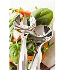 Cuchillo de Plastico Luxury Blanco 175 mm (2.000 Uds)