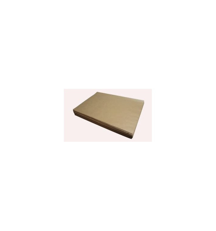 Risma di Carta Kraft Marrone 60x40cm 60g (680 Pezzi)
