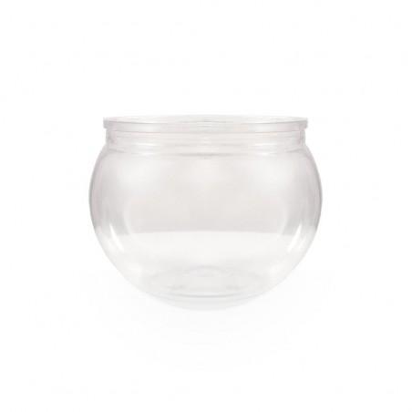 Ciotola di Plastica Degustazione Trasparente 80ml (12 Pezzi)
