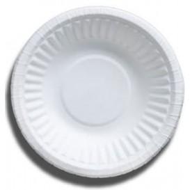 Ciotola di Carta Bianco Biodegradabili 250ml (250 Pezzi)
