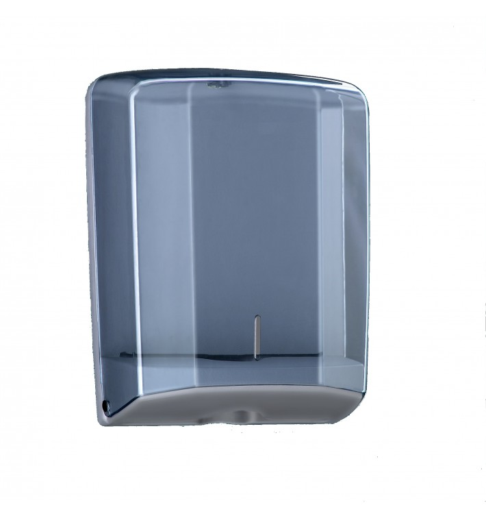 Dispenser Asciugamani ABS Elegance Fumé (1 Pezzi)