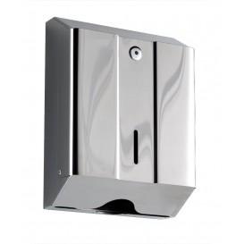 Dispenser Asciugamani Acciaio Inox 430 (1 Pezzi)