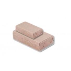 Scatola per Dolci e Praline Kraft 20x13x5,5cm 1000g (500 Pezzi)
