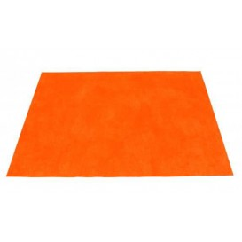 Tovaglietta Non Tessuto Arancione 35x50 cm 50g (500 Pezzi)