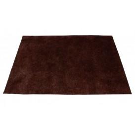 Tovaglietta Non Tessuto Marrone 35x50cm 50g (500 Pezzi)