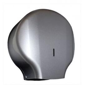 Distributore Carta Igienica 300m ABS Argento (1 Pezzi)