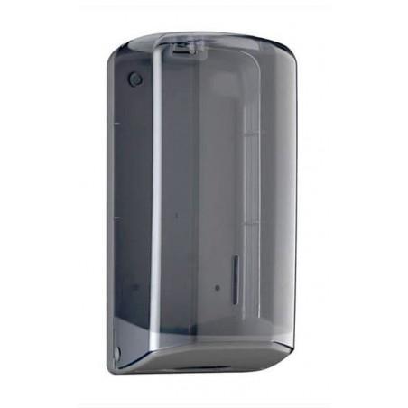 Distributore Carta Igienica Interfogliato Z ABS Fumé (1 Pezzi)