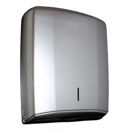 Dispenser Asciugamani ABS Elegance Argento (1 Pezzi)