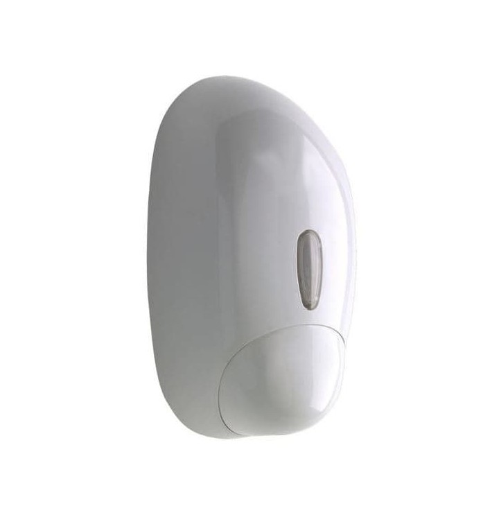 Distributore Sapone Spuma ABS Bianco 900ml (1 Pezzi)