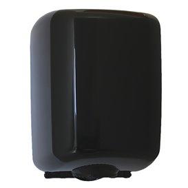 Dispenser di Carta Chemine ABS Nero (1 Pezzi)