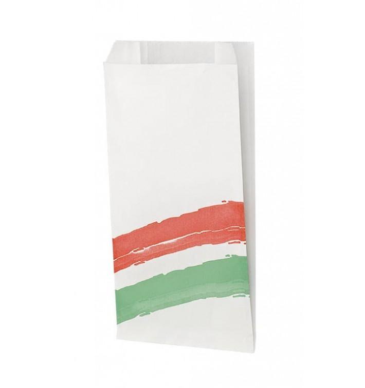 Sacchetto per Baguette Antigrasso 10+4x33cm (125 Pezzi)
