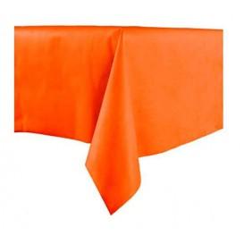 """Tovaglia Non Tessuto """"Novotex"""" 100x100cm Arancione (150 Pezzi)"""