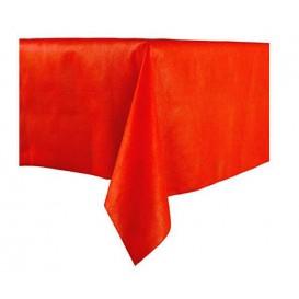 "Tovaglia Non Tessuto ""Novotex"" 100x100cm Rosso (150 Pezzi)"