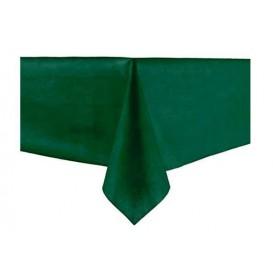 """Tovaglia Non Tessuto """"Novotex"""" 100x100cm Verde (150 Pezzi)"""