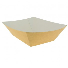 Vaschetta 525ml Kraft 12,2x8x5,5cm (600 Pezzi)