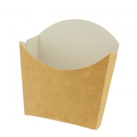 Scatola Kraft per Fritte Piccolo 8,2x2,2x9cm (600 Pezzi)