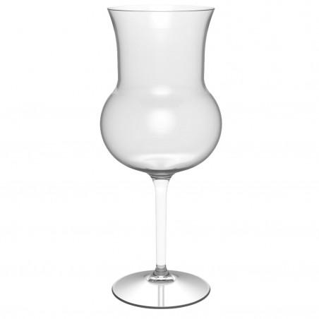 """Coppa Riutilizzabili Cocktail """"Bio Based"""" Tritan Trasp. 530ml (1 Pezzi)"""
