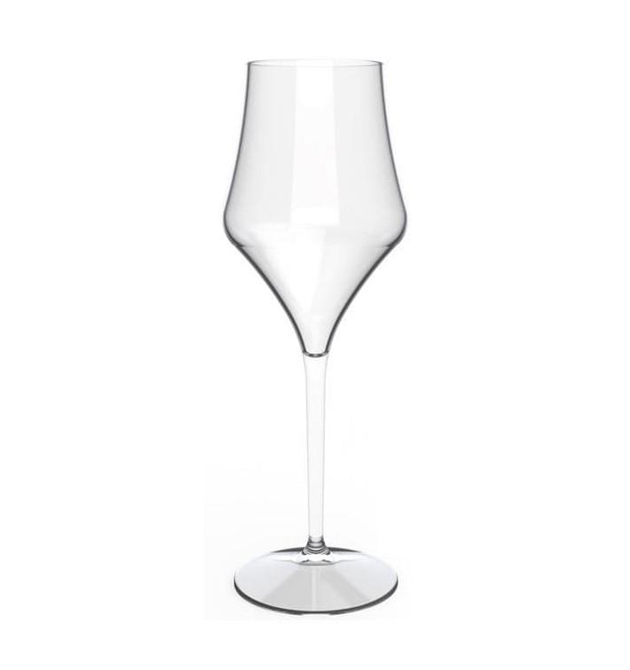 """Calice Riutilizzabili Vino """"Bio Based"""" Tritan 475ml (6 Pezzi)"""