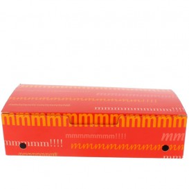 Scatola Cibo Grande 200x100x50mm (25 Pezzi)