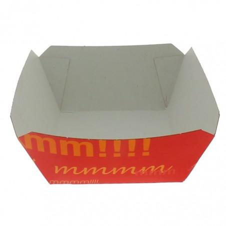 Vaschetta 250ml Carta 9,6x6,5x4,2cm (25 Pezzi)