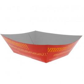 Vaschetta 525ml Carta 12,1x8,1x5,5cm (600 Pezzi)