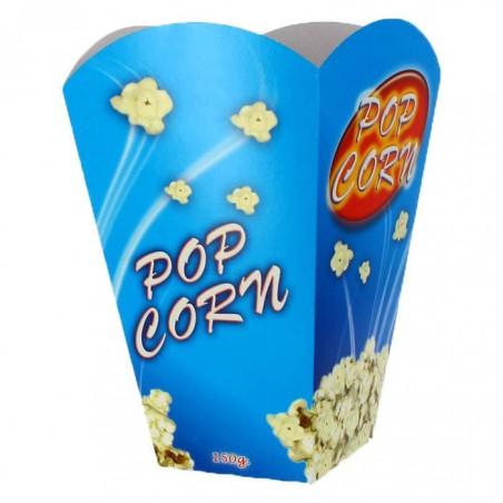 Scatola Pop Corn Grande 150 gr 8,7x13x20,3cm (50 Pezzi)