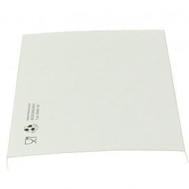 Vassoio di Carta Bianco per Gaufres 13,5x10cm (100 Pezzi)