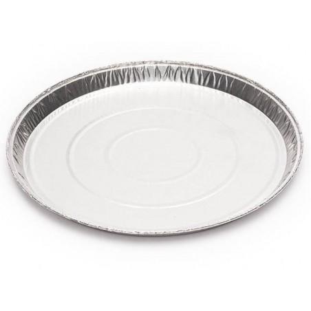 Teglia Torta Alluminio 200mm 240ml (300 Pezzi)