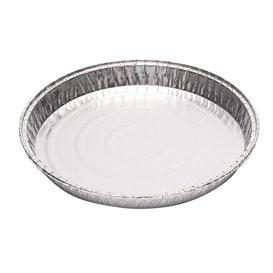 Teglia Torta Alluminio 275mm 1150ml (125 Pezzi)