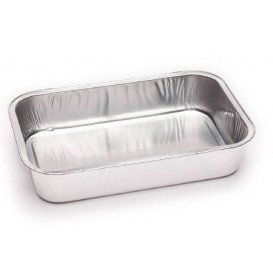 Vaschetta in Alluminio Parete Liscia 330ml (1000 Pezzi)