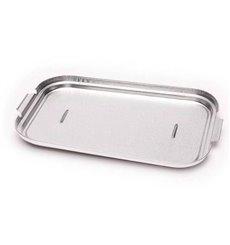 Coperchio Alluminio per Vaschetta Alluminio 330ml (100 Pezzi)