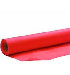 Tovaglia Rotolo Non Tessuto Rosso 1,2x50m 50g (1 Unità)