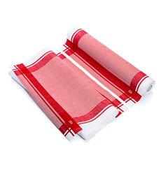 """Rotolo Panno """"Roll Drap"""" Vintage Rosso 40x64cm P40cm (10 Pezzi)"""
