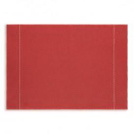 """Tovaglietta Individuale """"Day Drap"""" Rosso 32x45cm (12 Pezzi)"""