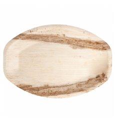 Vassoi Ovale in Foglia in Palma 37x25cm (25 Pezzi)