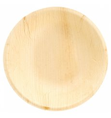 Ciotola in Foglia di Palma 18x3,5 cm (200 Pezzi)